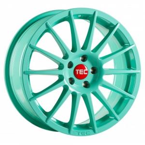 Cerchi in lega  TEC-Speedwheels  AS2  19''  Width 8,5   5x108  ET 45  CB 72,5    Mint