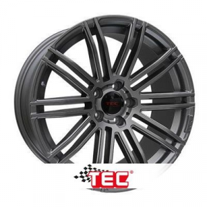 Cerchi in lega  TEC-Speedwheels  AS3  19''  Width 8,5   5x120  ET 35  CB 72,6    Gun-Metal