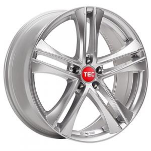 Cerchi in lega  TEC-Speedwheels  AS4 EVO  19''  Width 8   5x108  ET 45  CB 63,4    Hyper-Silber