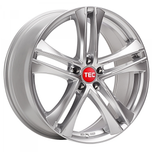 Cerchi in lega  TEC-Speedwheels  AS4 EVO  20''  Width 8,5   5x112  ET 35  CB 72,5    Hyper-Silber