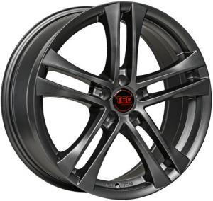 Cerchi in lega  TEC-Speedwheels  AS4 EVO  20''  Width 8,5   5x112  ET 35  CB 72,5    Gun-Metal