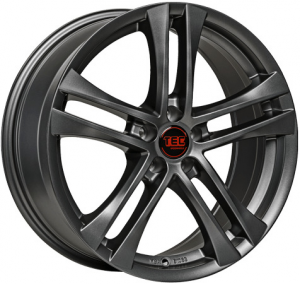 Cerchi in lega  TEC-Speedwheels  AS4 EVO  20''  Width 8,5   5x120  ET 35  CB 72,6    Gun-Metal