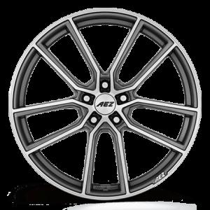 Cerchi in lega  AEZ  Raise  19''  Width 8   5x120  ET 42  CB 72,6    Gunmetal/polished