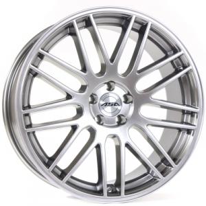 Cerchi in lega  TEC-Speedwheels  GT1  19''  Width 9,5   5x120  ET 36  CB 72,6    Brillant-Silber