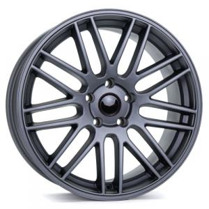 Cerchi in lega  TEC-Speedwheels  GT1  22''  Width 9,5   5x130  ET 50  CB 71,5    Gun-Metal