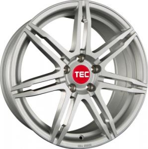 Cerchi in lega  TEC-Speedwheels  GT2  20''  Width 8,5   5x115  ET 40  CB 70,2    Kristall-Silber