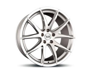 Cerchi in lega  ASA  GT3  20''  Width 9   5x114,3  ET 38  CB 72,5    Silber-Frontpoliert