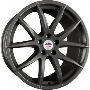 Cerchi in lega  TEC-Speedwheels  GT3  19''  Width 9,5   5x112  ET 35  CB 72,5    Gun-Metal