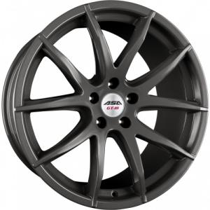Cerchi in lega  TEC-Speedwheels  GT3  19''  Width 9,5   5x120  ET 38  CB 72,6    Gun-Metal