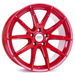 Cerchi in lega  TEC-Speedwheels  GT3  19''  Width 9,5   5x112  ET 30  CB 72,5    Rot
