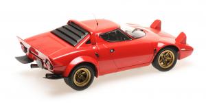 Lancia Stratos 1974 Red 1/18