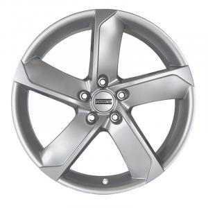 Cerchi in lega  Fondmetal  7900  18''  Width 8.00   5x127  ET 45.00  CB 71.6    Glossy Silver
