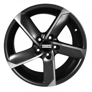 Cerchi in lega  Fondmetal  7900  18''  Width 8.00   5x127  ET 45.00  CB 71.6    Matt Black Machined