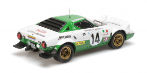 Lancia Stratos Lancia Munari Mannucci Winners Rallye Monte Carlo 1975 1/18