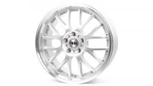 Cerchi in lega  TEC-Speedwheels  GT-AR1  19''  Width 9,5   5x120  ET 20  CB 74,1    Silber-Hornpoliert