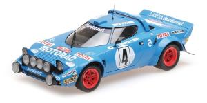 Lancia Stratos Lancia Darniche Mahé Winners Rallye Monte Carlo 1979 1/18