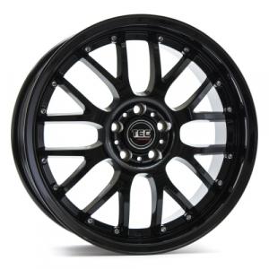 Cerchi in lega  TEC-Speedwheels  GT-AR1  19''  Width 9,5   5x114,3  ET 25  CB 72,5    Schwarz-Glanz