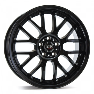 Cerchi in lega  TEC-Speedwheels  GT-AR1  19''  Width 9,5   5x112  ET 30  CB 72,5    Schwarz-Glanz