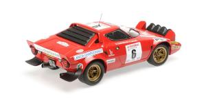 Lancia Stratos Lancia Darniche Mahé Winners Tour De Corse 1975 1/18