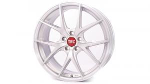 Cerchi in lega  TEC-Speedwheels  GT6 EVO  22''  Width 10   5x130  ET 50  CB 71,5    Brillant-Silber