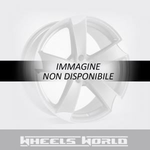 Cerchi in lega  TEC-Speedwheels  GT EVO  18''  Width 8   5x100  ET 40  CB 64    Hyper-Silber-Hornpoliert