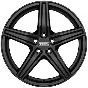 Cerchi in lega  Fondmetal  8100  17''  Width 7.00   5x112  ET 42.00  CB 75.0 Ring Seat    Glossy Black