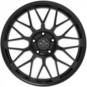 Cerchi in lega  Fondmetal  9Evo  20''  Width 9.00   5x114.3  ET 40.50  CB 75.0 Ring Seat    Glossy Black