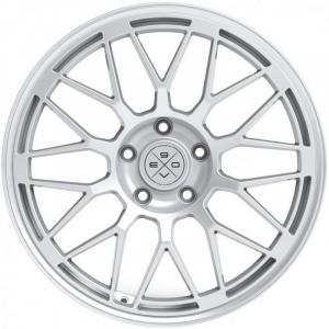 Cerchi in lega  Fondmetal  9Evo  20''  Width 9.00   5x112  ET 42.00  CB 75.0 Ring Seat    Glossy Silver