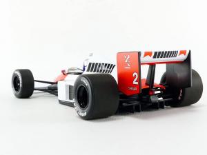 Alain Prost McLaren Honda Mp4/5 World Champion 1989 1/18 Minichamps