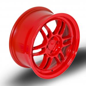 Cerchi in lega  356 Wheels  TFS3  15''  Width 7   4x100  ET 38  CB 67,1    Red