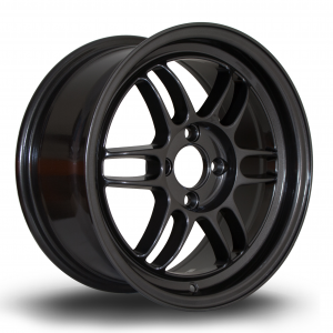 Cerchi in lega  356 Wheels  TFS3  15''  Width 7   4x100  ET 38  CB 67,1    Gunmetal