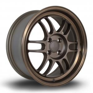 Cerchi in lega  356 Wheels  TFS3  16''  Width 7   4x100  ET 40  CB 67,1    SPBronze