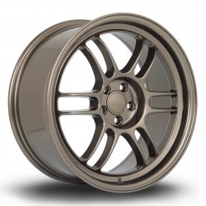 Cerchi in lega  356 Wheels  TFS3  18''  Width 8.5   5x100  ET 44  CB 73    Bronze