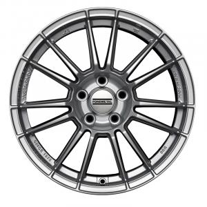 Cerchi in lega  Fondmetal  9RR  19''  Width 9.50   5x120  ET 39.00  CB 72.5    Glossy Silver