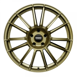 Cerchi in lega  Fondmetal  9RR  19''  Width 9.50   5x120.65  ET 50.00  CB 70.1    Glossy Gold