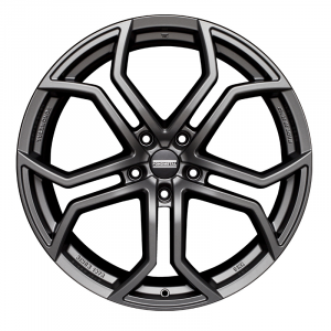 Cerchi in lega  Fondmetal  9XR  20''  Width 9.00   5x112  ET 35.00  CB 75.0 Ring Seat    Matt Titanium