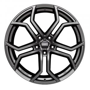 Cerchi in lega  Fondmetal  9XR  20''  Width 9.00   5x114.3  ET 40.00  CB 75.0 Ring Seat    Matt Titanium