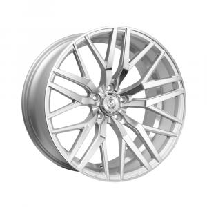 Cerchi in lega  AXE  EX30  19''  Width 9,5   5x108  ET 42  CB 72,6    Silver Polished Face & Barrel