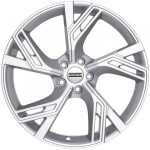 Cerchi in lega  Fondmetal  Atena  20''  Width 8.50   5x112  ET 39.00  CB 66.5    Glossy Silver