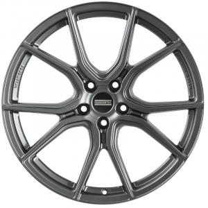 Cerchi in lega  Fondmetal  STC45  20''  Width 9.00   5x114.3  ET 35.00  CB 75.0 Ring Seat    Matt Titanium