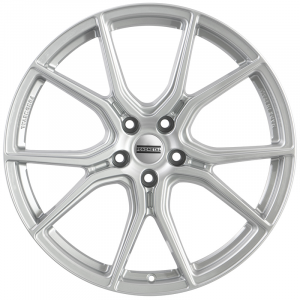 Cerchi in lega  Fondmetal  STC45  20''  Width 9.00   5x108  ET 48.00  CB 75.0 Ring Seat    Glossy Silver