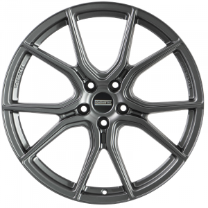 Cerchi in lega  Fondmetal  STC45  20''  Width 9.00   5x108  ET 48.00  CB 75.0 Ring Seat    Matt Titanium