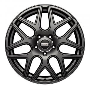 Cerchi in lega  Fondmetal  Moros  20''  Width 8.50   5x112  ET 40.00  CB 75.0 Ring Seat    Matt Titanium