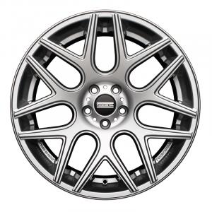 Cerchi in lega  Fondmetal  Moros  20''  Width 8.50   5x114.3  ET 40.00  CB 75.0 Ring Seat    Glossy Silver