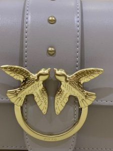 SHOPPING ON LINE PINKO MINI LOVE BAG SIMPLY IN PELLE NEW COLLECTION WOMEN'S SPRING SUMMER 2020