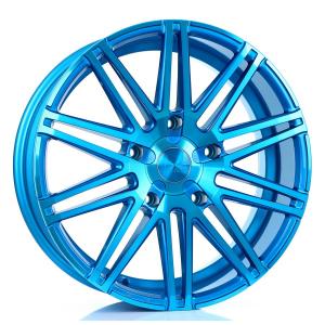 Cerchi in lega Bola  B20  20''  Width 8   5X160  ET 50  CB 65,1  Hyper Blue