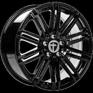 Cerchi in lega  TOMASON  TN18  18''  Width 8   5x120  ET 50  CB 65,1    Black painted
