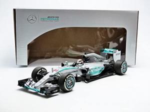 Mercedes AMG Petronas F1 Team Louis Hamilton 2015 1/18