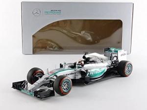Mercedes AMG Petronas F1 Team Lewis  Hamilton Winner Japanese GP 2015 1/18
