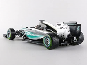 Mercedes AMG Petronas F1 Team Louis Hamilton Winner USA GP 2015 1/18